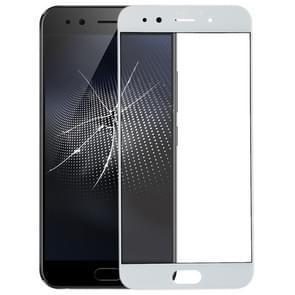 Voorste scherm buitenste glaslens voor Vivo X9s Plus(White)