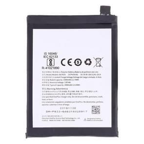 3300mAh Li-Polymer batterij BLP633 voor OnePlus 3T