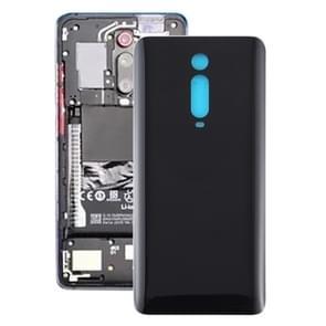 Batterij achtercover voor Xiaomi Redmi K20/K20 Pro (zwart)