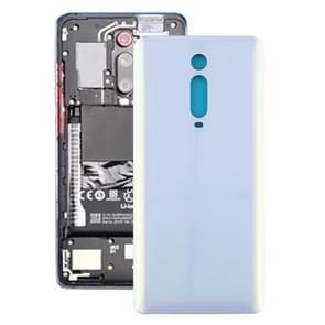 Batterij achtercover voor Xiaomi Redmi K20/K20 Pro (wit)