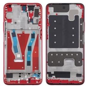 Originele Middenframebezelplaat voor Huawei Honor 9X (Rood)
