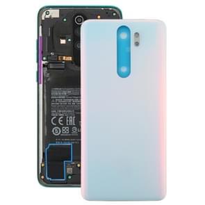 Batterij backcover voor Xiaomi Redmi Note 8 Pro (Wit)