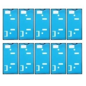 10 stuks voor Sony Xperia XZ Original Front behuizing lijm