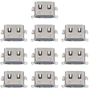10 STKS Oplaadpoort connector voor Sony Xperia XA1 G3121 G3112 G3125 G3116 G3123
