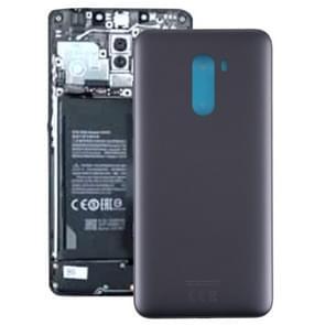 Achterste schutblad met Zijtoetsen voor Xiaomi Pocophone F1
