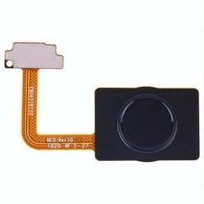 Vingerafdruksensor Flex-kabel voor LG G7 ThinQ / G710EM G710PM G710VMP G710TM G710VM G710VM G710N (zwart)