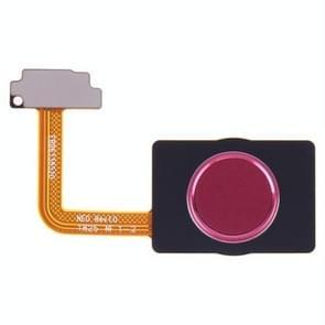 Vingerafdruksensor Flex-kabel voor LG G7 ThinQ / G710EM G710PM G710VMP G710TM G710VM G710VM G710N (rood)