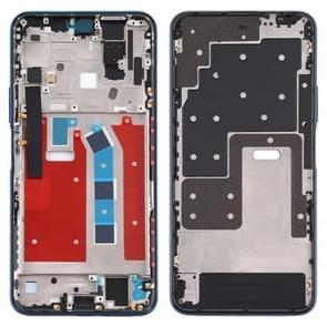 Originele Middenframe bezelplaat voor Huawei Honor X10 5G (Blauw)
