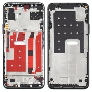 Originele Middenframebezelplaat voor Huawei P40 Lite 5G / Nova 7 SE(Zwart)