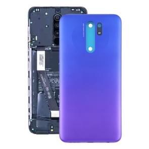 Originele batterij achterkant voor Xiaomi Redmi 9 (Blauw)
