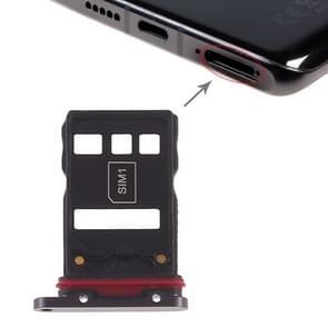 SIM-kaart lade + NM kaart lade voor Huawei P30 Pro (zwart)