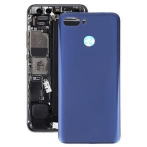 Batterij achtercover voor Lenovo K5 Play (blauw)