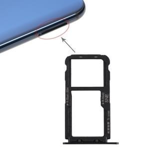 SIM-kaarthouder voor Huawei Mate 20 Lite / Maimang 7(Black)