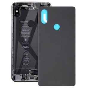 Achterste schutblad voor Xiaomi Mi 8 SE(Black)