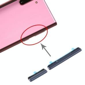 Aan/uit-knop en volumeknop voor Samsung Galaxy Note10 (zwart)