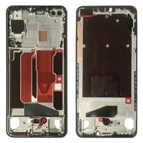 Middenframe bezelplaat voor OnePlus Nord (zilver)