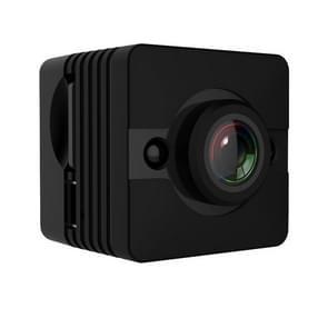 SQ12 Volledige HD 1080P Mini Camcorder-actiecamera met waterdichte behuizing koffer  155 graden groothoek  ondersteuning van Night Vision / bewegings-Detection(Black)