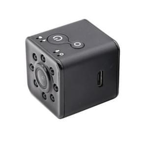 SQ13 Ultra Mini DV-Pocket WiFi 1080 P 30 fps Digitale Video Recorder Camera Camcorder met 30 m waterdicht geval  ondersteuning IR nachtzicht (zwart)
