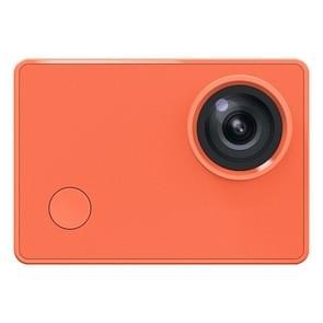 Xiaomi ZEEVOGEL 2.0 inch IPS HD Touch scherm 4 K 30 Frame F2.6 12 miljoen Pixels 145 graden breed hoek actiecamera  ondersteuning APP operatie & Video Recording(Orange)