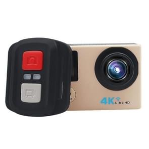 HAMTOD HB6R HD 1080P WiFi Sport Camera with Remote Control & Waterproof Case  Generalplus 4247  2.0 inch LCD Screen  140 Degree Wide Angle Lens(Gold)