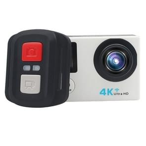 HAMTOD HB6R HD 1080P WiFi Sport Camera with Remote Control & Waterproof Case  Generalplus 4247  2.0 inch LCD Screen  140 Degree Wide Angle Lens(White)