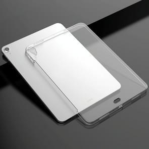 TPU Schokbestendige beschermhoes met pensleuf voor iPad Air (2020) 10.9(Transparant)