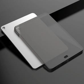 TPU Schokbestendige beschermhoes met pensleuf voor iPad Air (2020) 10.9 (Transparant Zwart)