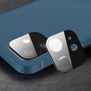 Voor iPhone 12 mini ENKAY Hat-Prince 9H Camera Lens Rear Tempered Glass Film Volledige Dekking Protector