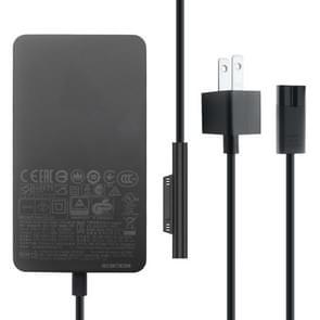 36W 12V 2.58A / 5V 1A ac adapter lader voor Microsoft Surface Pro 3 / 4  Amerikaanse stekker