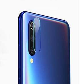 mocolo 0 15 mm 9H 2.5 D ronde rand Achteruitrij camera lens gehard glas film voor Xiaomi mi CC9