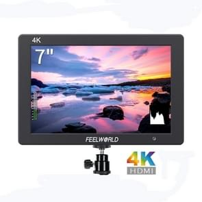 FEELWORLD T7 7 inch IPS 1920x1200 HDMI op camera Field monitor ondersteunt 4K input output video monitor