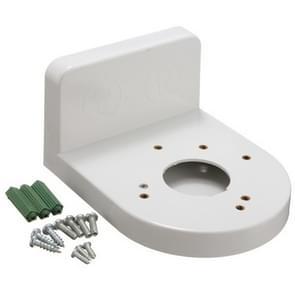 L-type 3 5 inch plastic rechte hoek beugel muurbeugel voor CCTV Dome IP-beveiligings camera