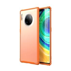 Voor Huawei mate 30 Magic Armor TPU + PC combinatie geval (oranje)