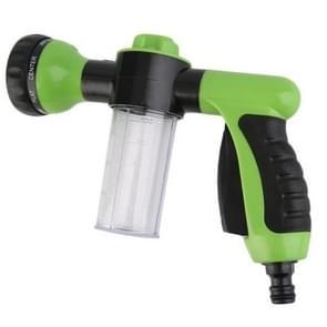 Professionele draagbare multifunctionele Auto schuim auto ring 3 Grade hogedruk waterpistool schoonmaken wassen schuim mondstuk