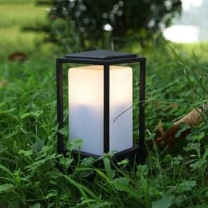 Buiten regen en roestvrij muur lamp moderne minimalistische kolom lamp