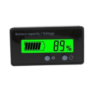 GY-6S 12V loodzuur batterijmeter lithiumbatterijcapaciteit indicator tester percentage Voltmeter