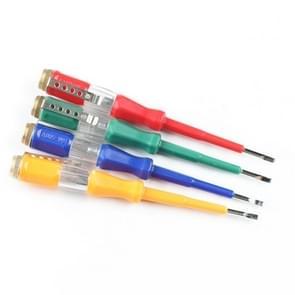 30 PCS multifunctionele elektricien met licht test potlood inductie test pen dual purpose elektrische pen