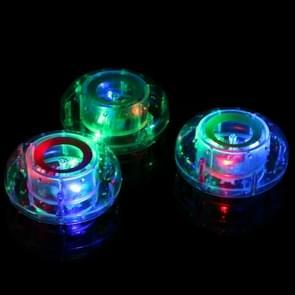 3 LEDs prachtige drijvende LED Glow show zwembad lamp