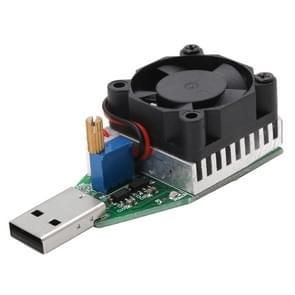 USB verstelbare constant stroom elektronische ontlaadbelasting anti-aging intelligente ontlading stouwweerstand tester