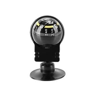 Pocket Ball kompas instrument navigatie kompas outdoor wandelen auto zwart kompas