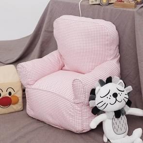 Schattige kinderen enkele mini sofa stoel kleuterschool sofa kind meubilair (roze)