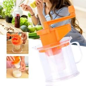 Handmatige Soybean juicer machine fruit groenten hand Squeezer