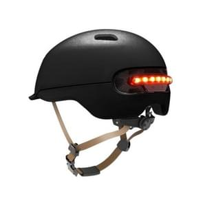 Smart4u elektrische scooter Smart Flash Riding kleine helm  maat: L (zwart)