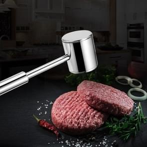 Dikke 304 roestvrijstaal vlees hamer