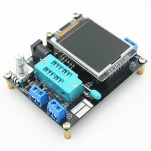 GM328 transistor tester frequentie tester  stijl: zwart Russisch