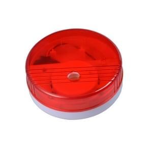 Onafhankelijke Waterlekkage alarm met geluid & Light 85dB overstroming detector draadloze strobe waterlek sensor