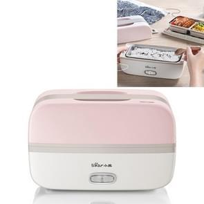 Elektrische koken lunch box dubbele RVS lunch vacuüm conserverings doos  plug specificaties: CN plug