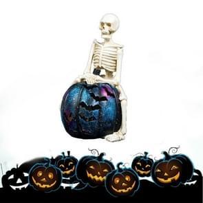 2 stuks Halloween product hars simulatie doof pompoen verlichting decoratie Bar sfeer decoratie (ster pompoen)