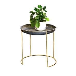 Eenvoudige koffietafel mini thee set vouwen bloem pot rack woonkamer meubilair