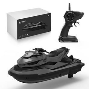 SMRC / M5 Mini Afstandsbediening Boot 2.4G Zomer Water Splash Elektrische Motorboot (Zilver)